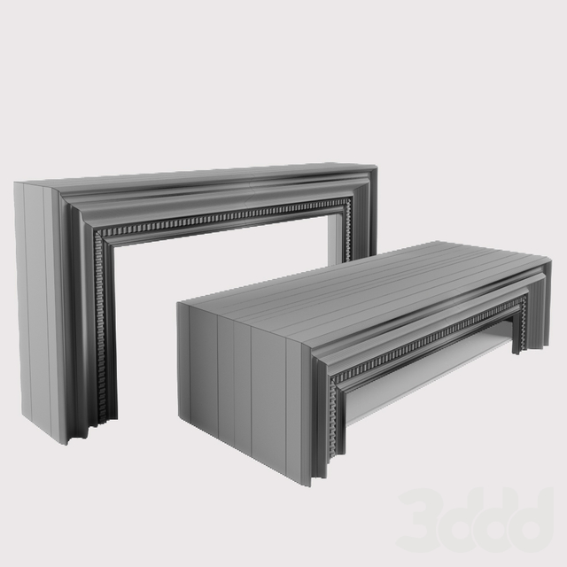 Console and table