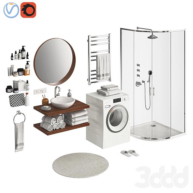 Bathroom Set 2 Part 1