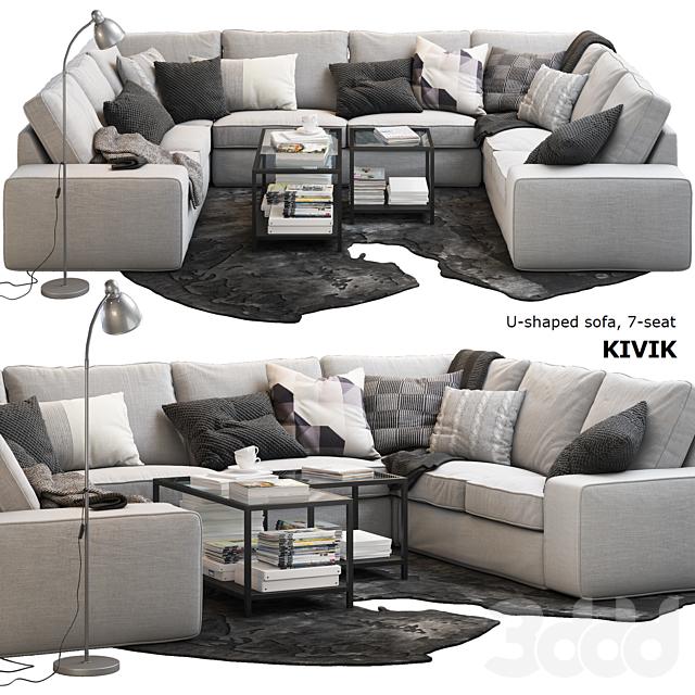 Диван Ikea Kivik 5