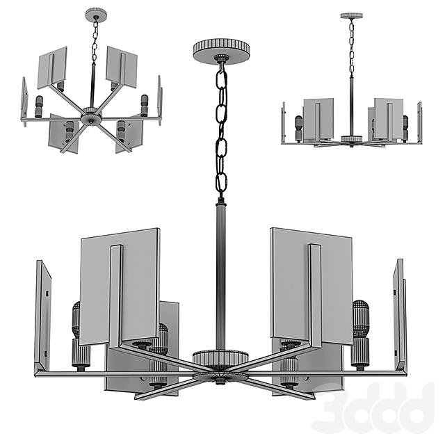 Подвесной светильник Marble square Chandelier