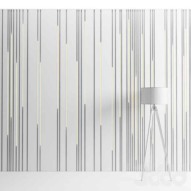 Wall Stripes 2