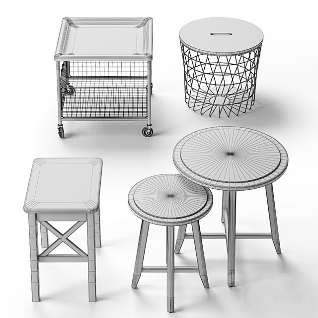 Tables Ikea / Икеа
