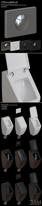 Villeroy&Boch URINALS Venticello