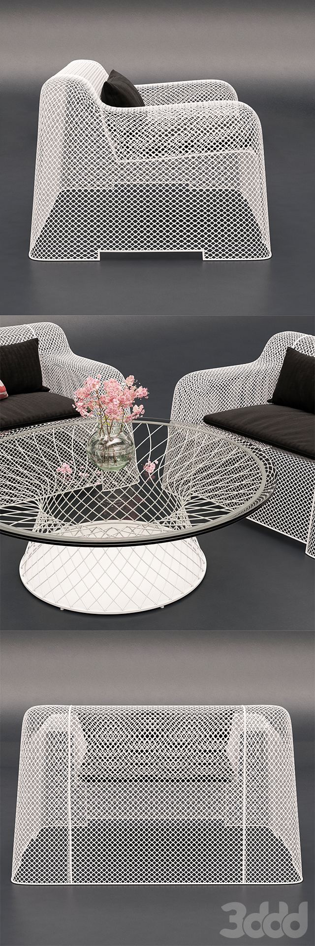 Coalesse Ivy Chair & Emu Table