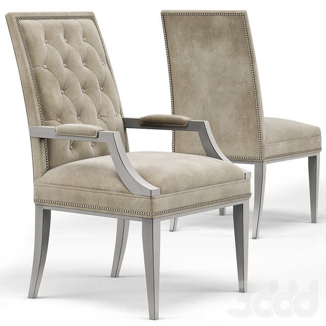 Cheska Upholstered Tufted Chairs