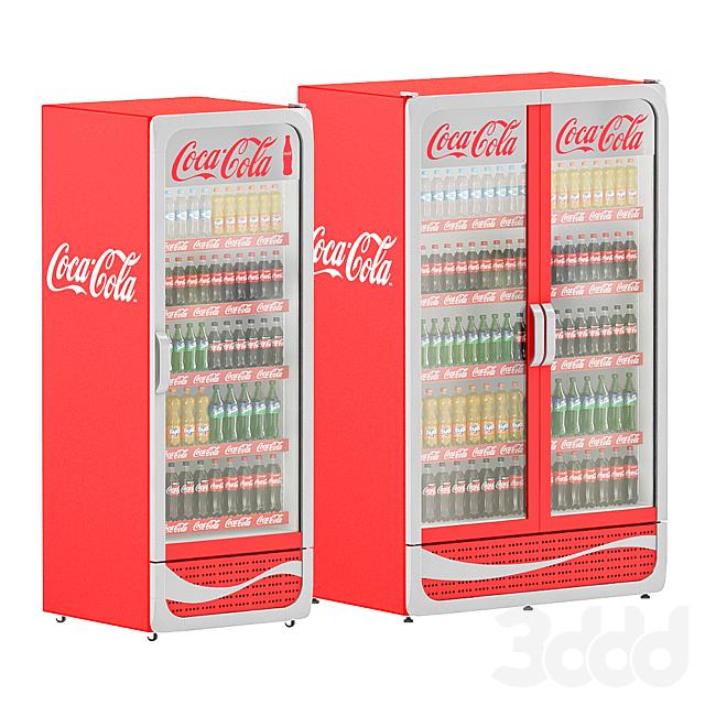 Frigoglass coolers Coca- cola