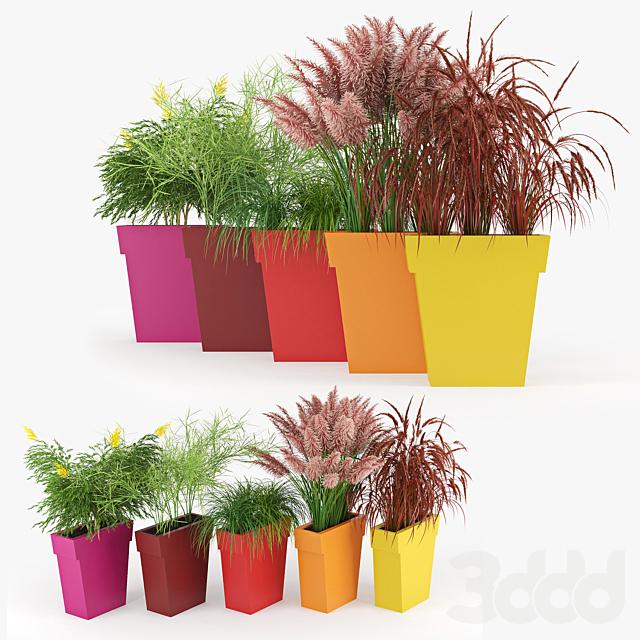 IL VASO OUTDOOR PLANTER colors