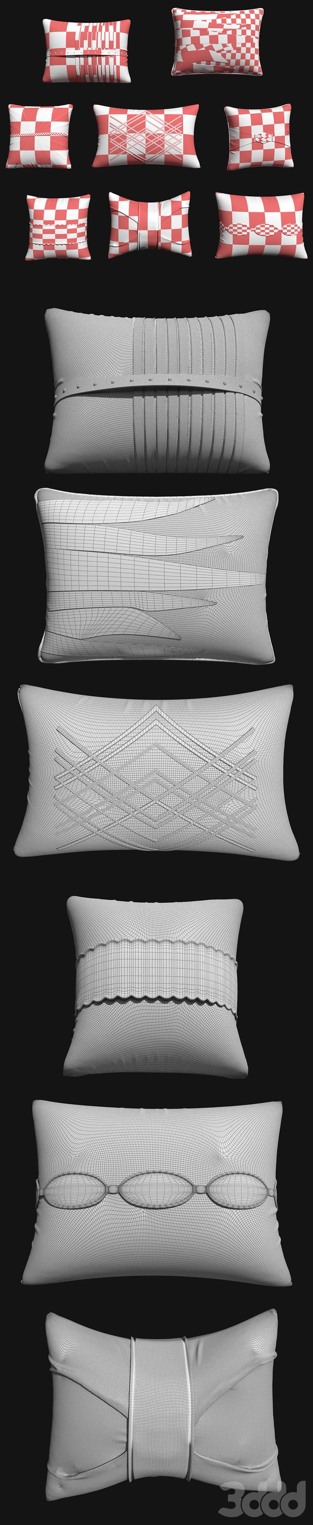 Aiveen Daly Cushions Set