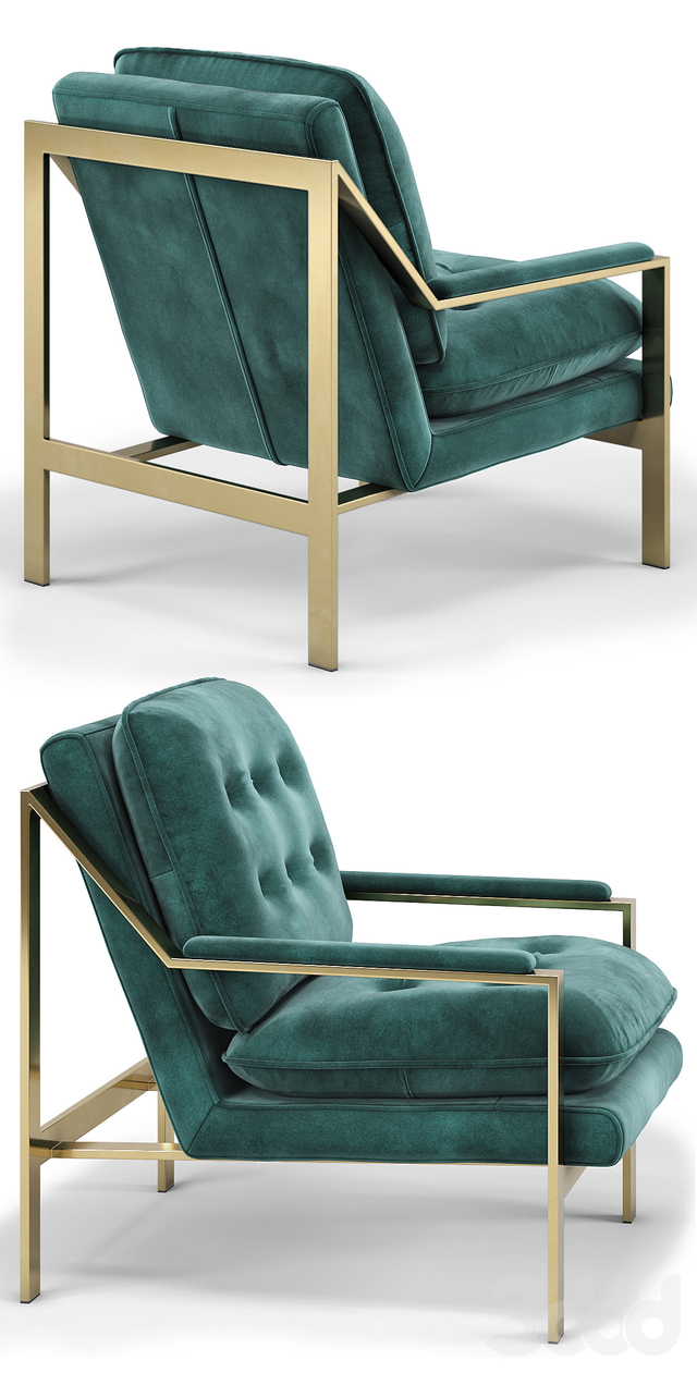 Ingrid Chair Emerald