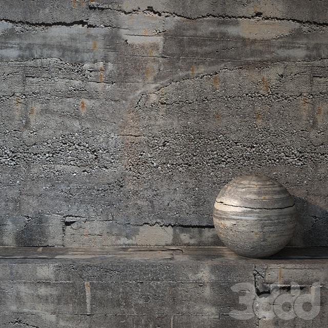 Бетонная стена  82