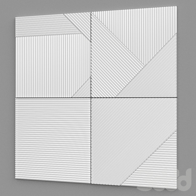 Декоративная панель VOLCRAFT/ ECO Line_EDGE