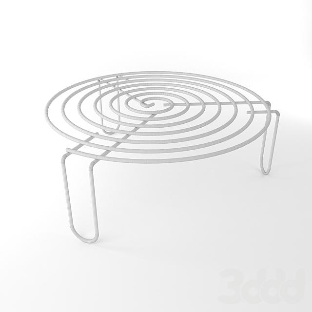 Решетка гриль для микроволновой печи