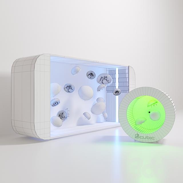 Аквариум для медуз Pulse 160/20