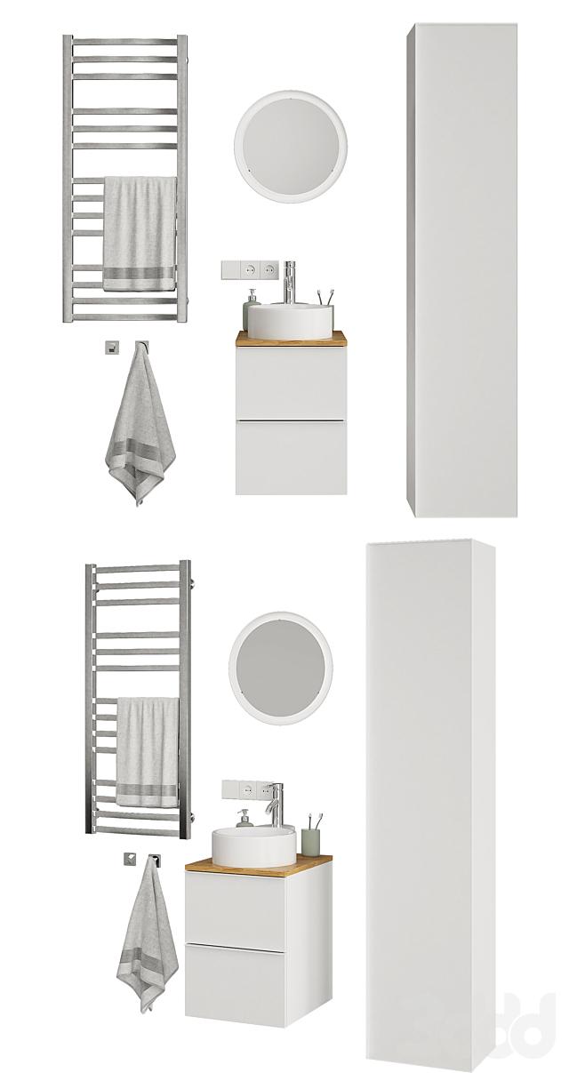 Ikea Godmorgon set 9