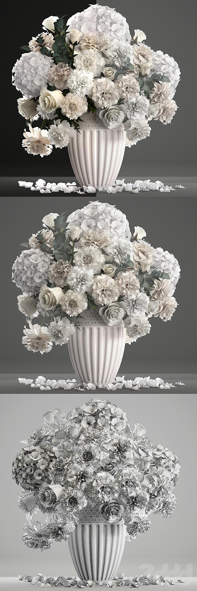 Букет цветов 62.