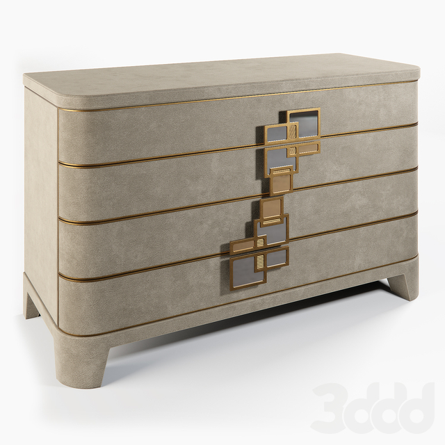 Sicis Next Art Dongiovanni Chest of Drawers