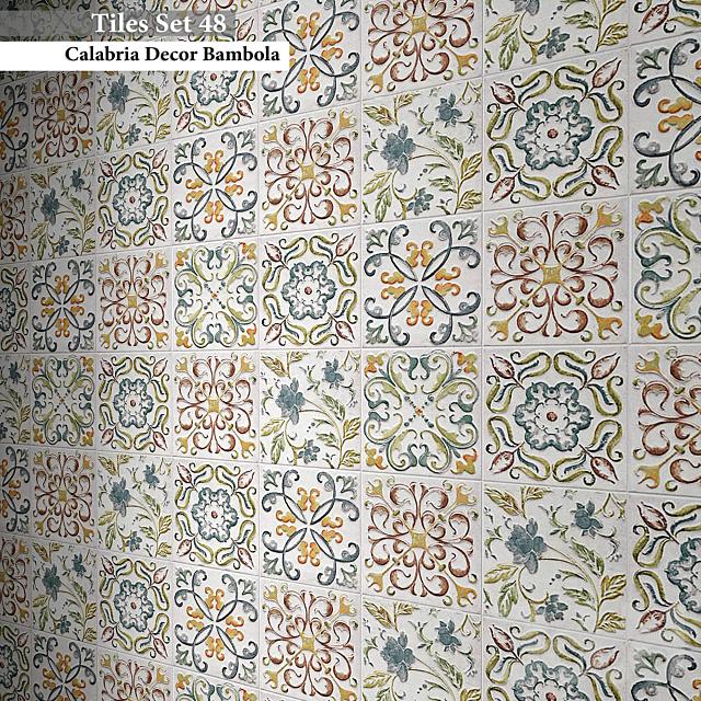 Tiles set 48