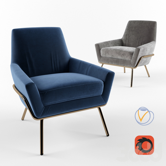 Кресло Deephouse Амстердам