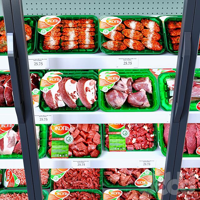 Холодильная витрина Bonnetneve Proxima