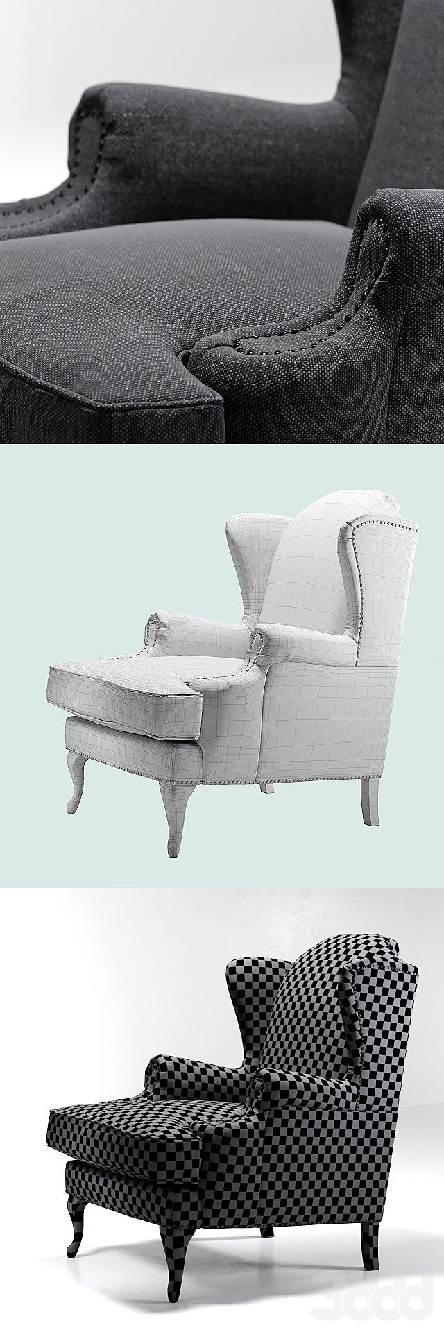 Eichholtz_Chair Frank Sinatra