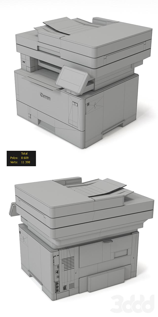 Принтер МФУ Canon i-SENSYS MF520