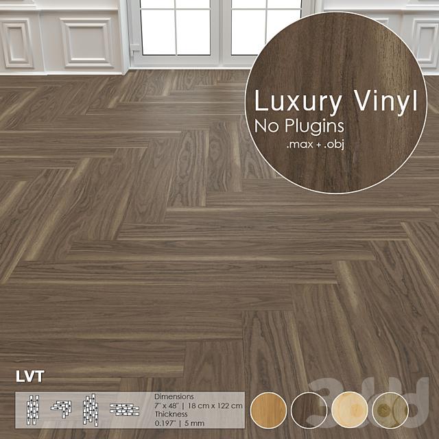 Luxury Vinyl Tiles No: 19