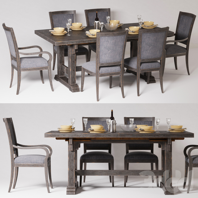 Hooker Furniture Beaumont Dining