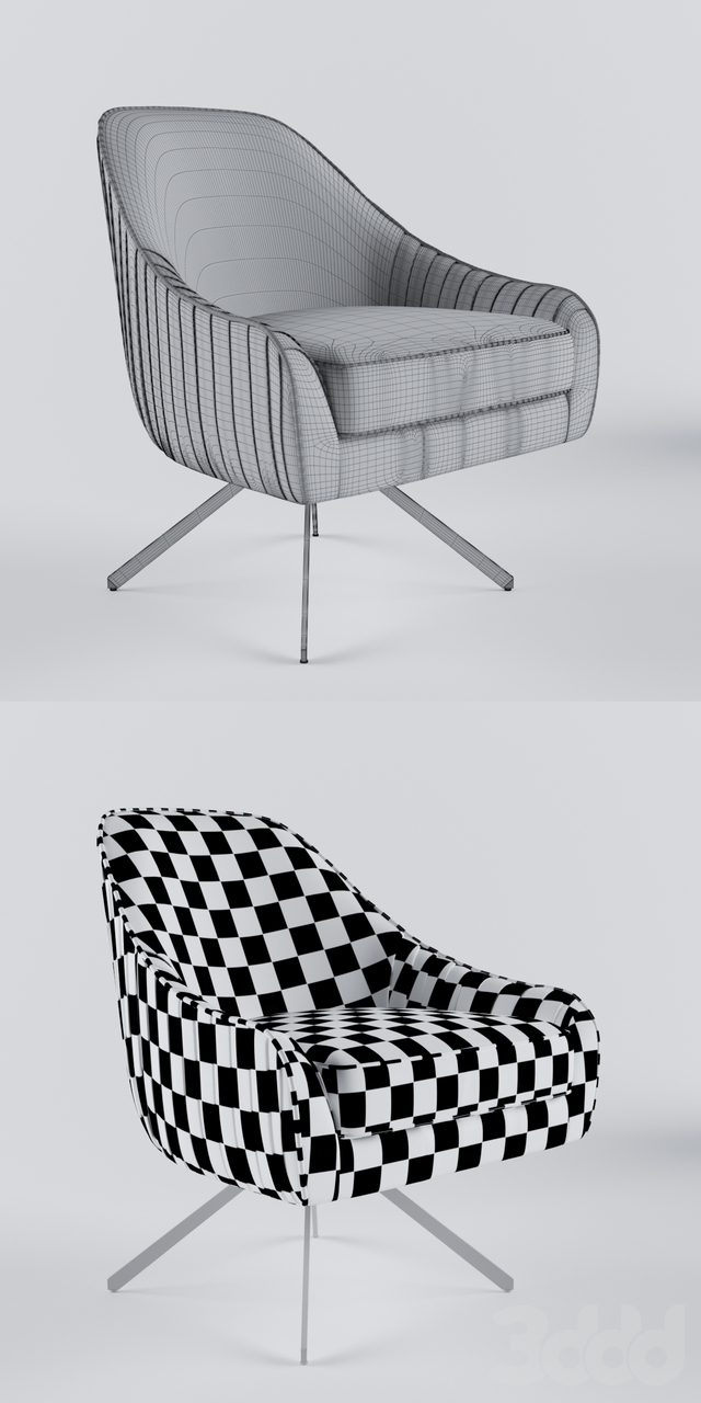 Кресло Deephouse Бонн