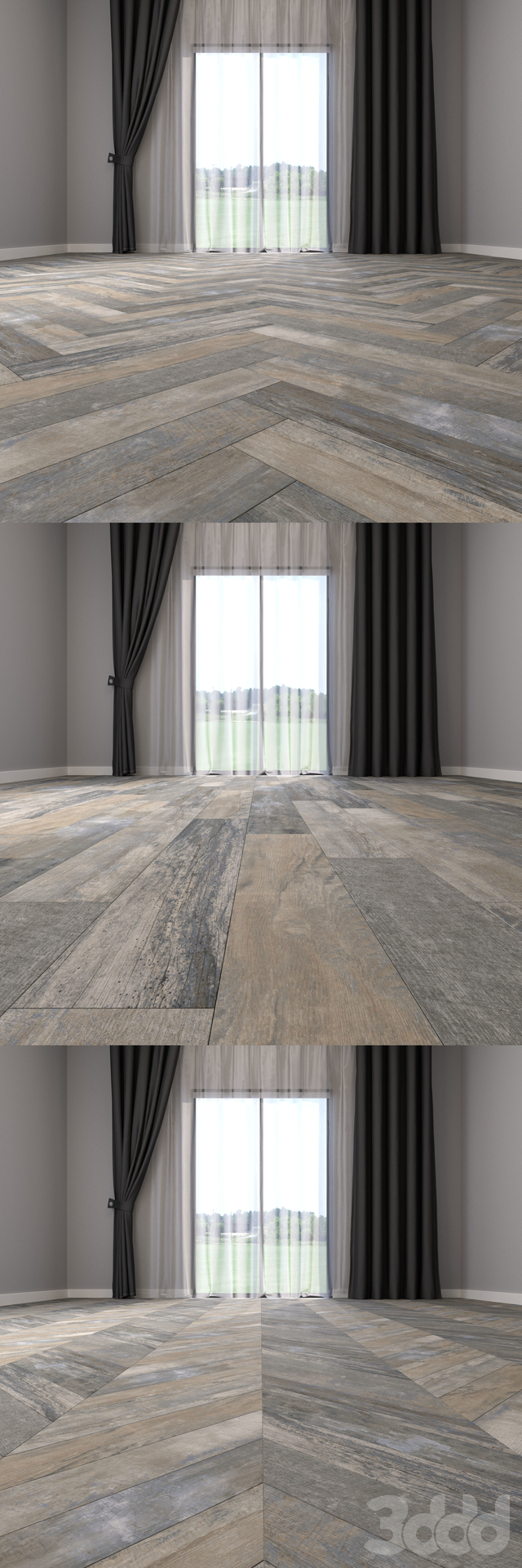 Parquet Floor Set 18