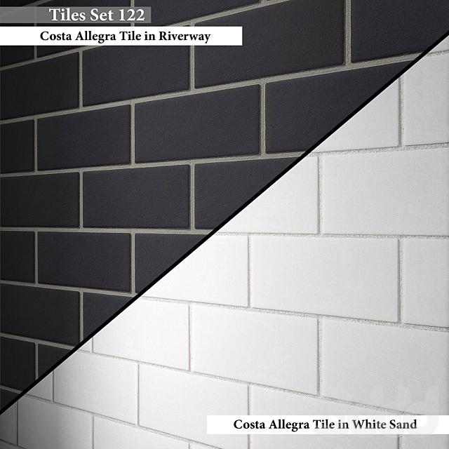 Tiles set 122