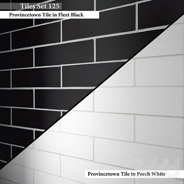 Tiles set 125