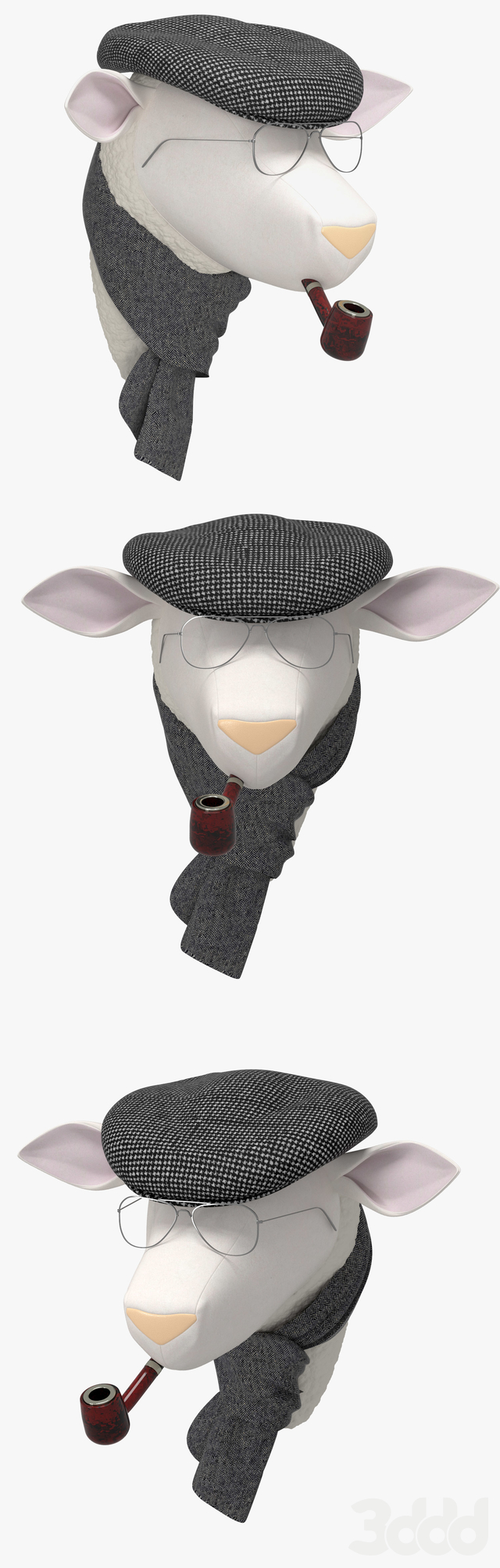SOFT SHEEP - RENÉ