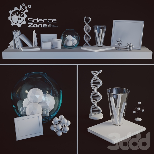 Decor Science Set_01