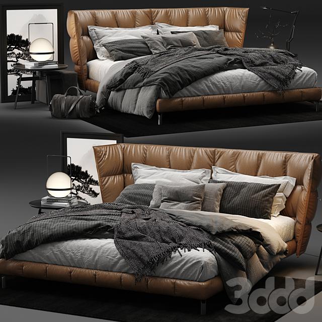 Husk Bed