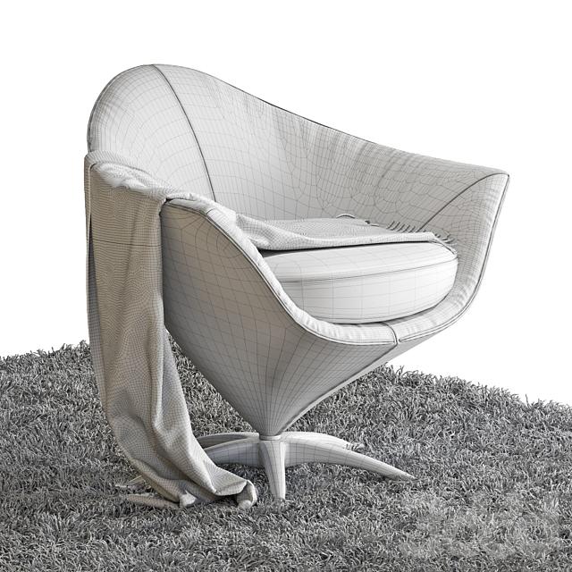 Кресло Prianera Tulipano
