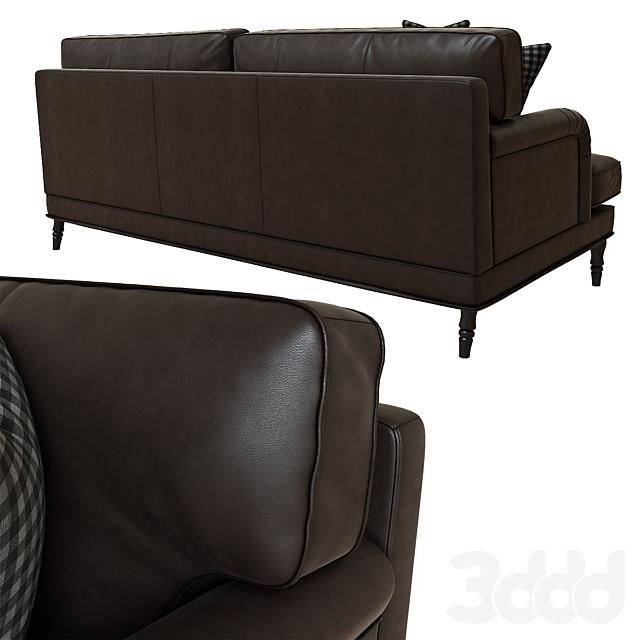 Ikea Stocksund leather