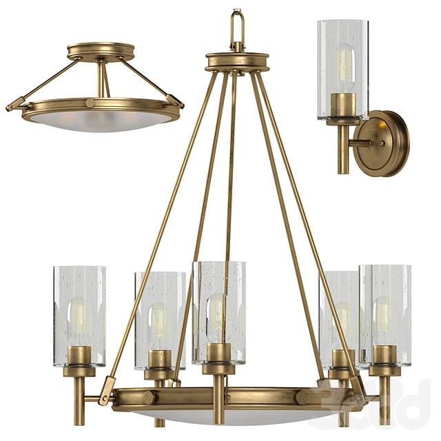 Набор светильников Collier Elstead
