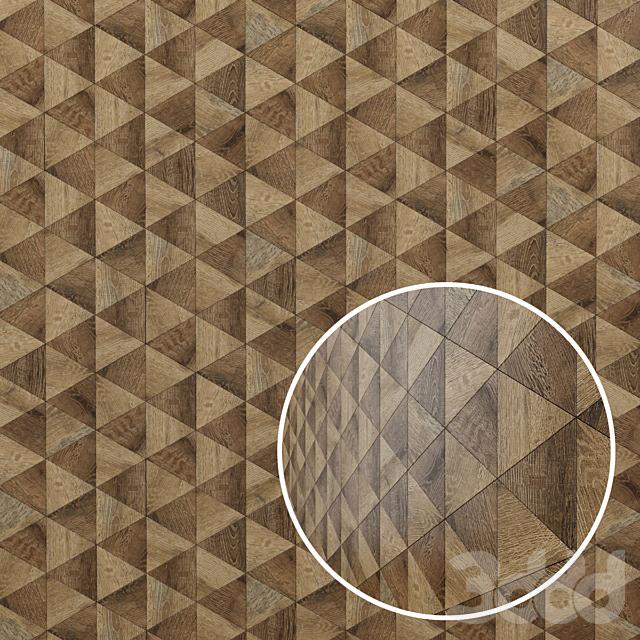 Деревянная плитка от Karragach Design | 3