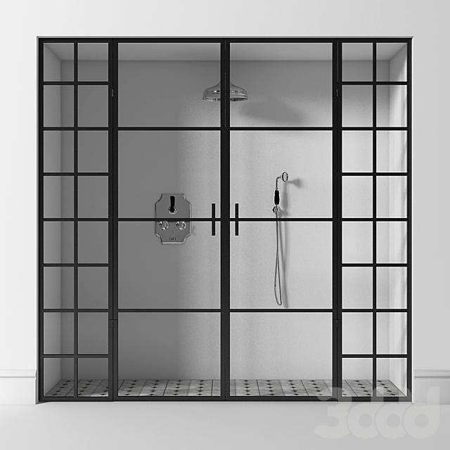 Shower cabin(D&D Loft)