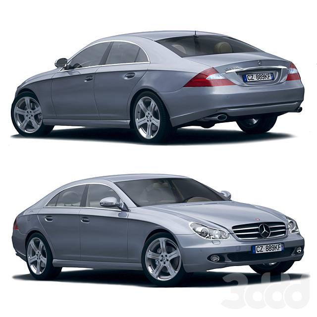 Mercedes Benz CLS500