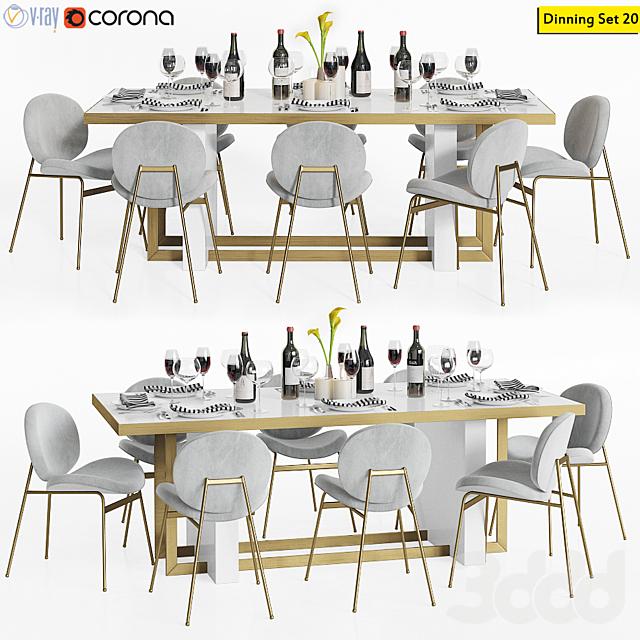 Dinning Set 20