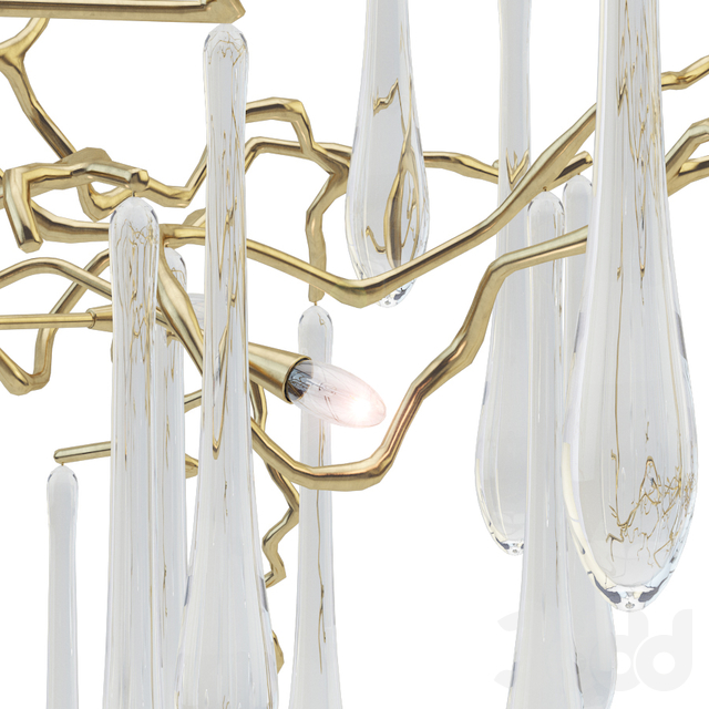 Aqua Floor Lamp by Serip Lighting