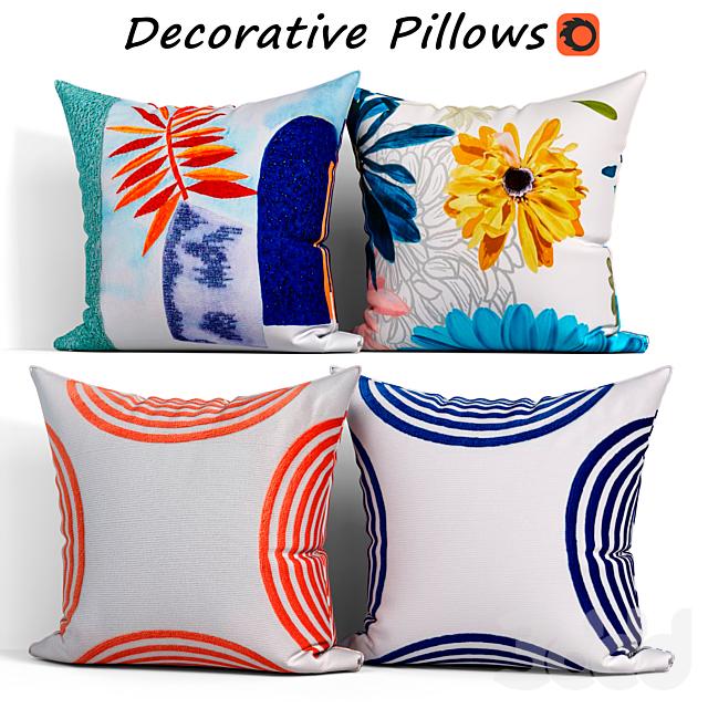 Decorative Pillow set 165 West elm5