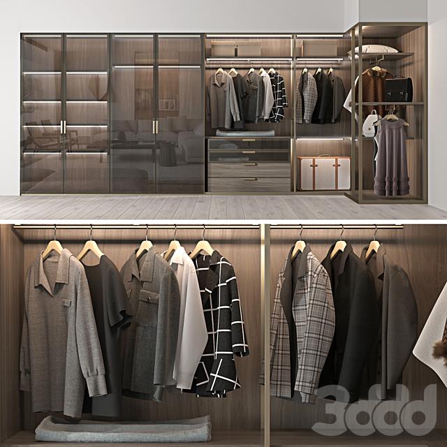 Wardrobe Molteni&C