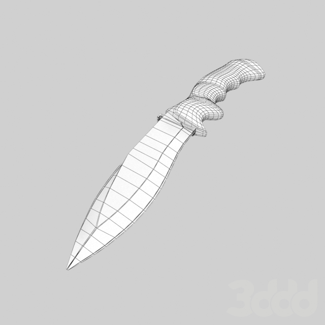 Defender Knife Soldier