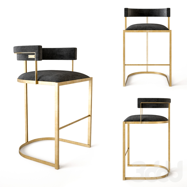 Барный стул Fitzgerald Bar Rooma Design & Furniture