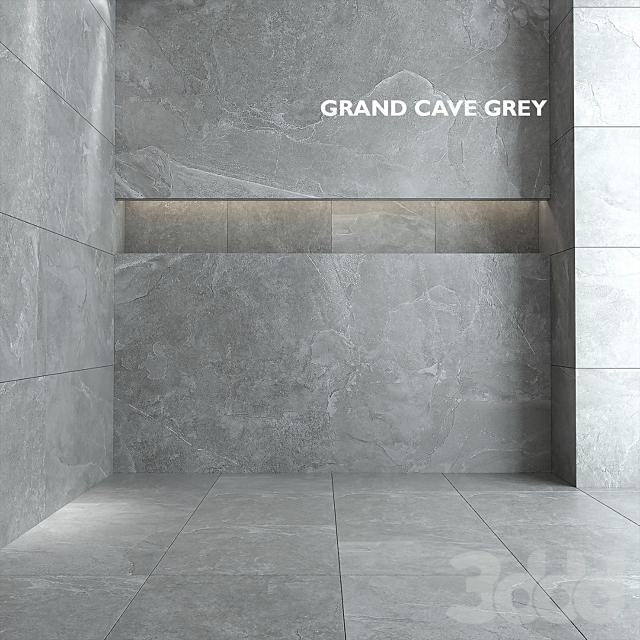Tubadzin Monolith Grand Cave Grey