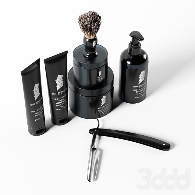 Beau Brummell Shaving Set