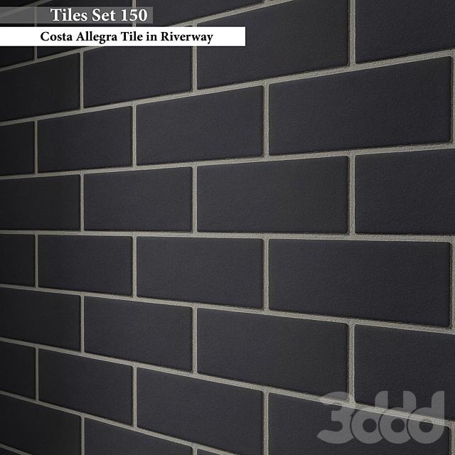 Tiles set 150