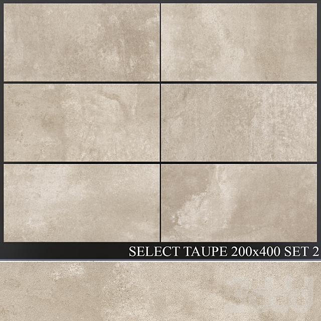 Peronda Select Taupe 200x400 Set 2